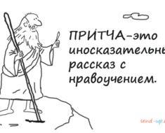 Притча про Илью Пророка