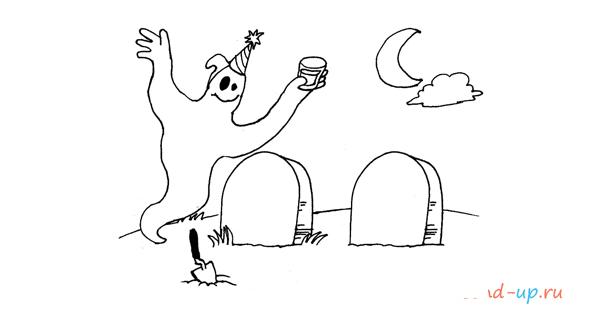 анекдоты про хэллоуин