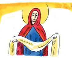 история праздника Покров Богородицы