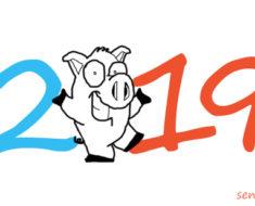 Анекдоты про год Свиньи