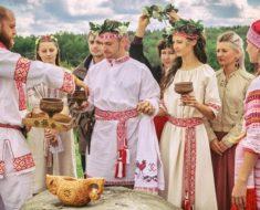 Викторина ко Дню дружбы и единения славян