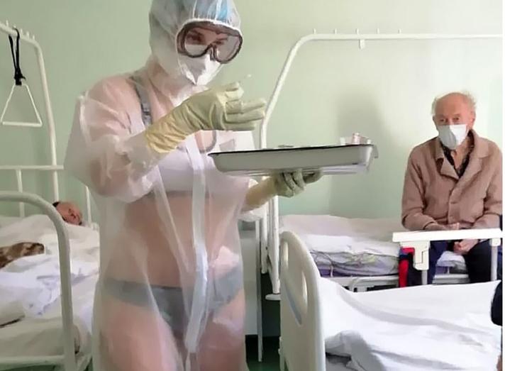 Шуточная викторина про медсестер